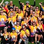 Riding to support therapeutic fitness and recreation at Baycrest